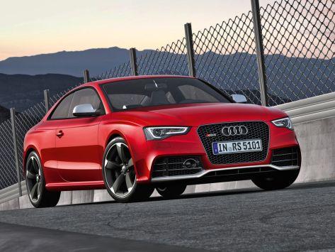 Audi RS5 (8T) 03.2012 - 04.2016