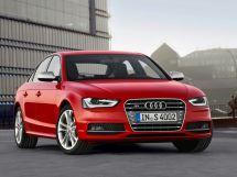 Audi S4 рестайлинг, 4 поколение, 10.2011 - 01.2016, Седан
