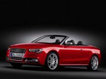 Audi S5 рестайлинг, 1 поколение, 10.2011 - 11.2016, Открытый кузов