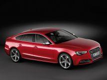 Audi S5 рестайлинг 2011, лифтбек, 1 поколение, 8T