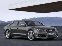 Audi S8 рестайлинг 2013, седан, 3 поколение, D4