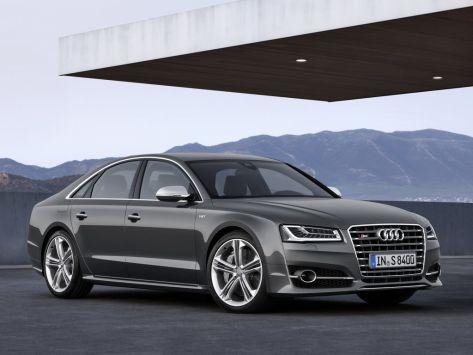 Audi S8 (D4) 11.2013 - 12.2017