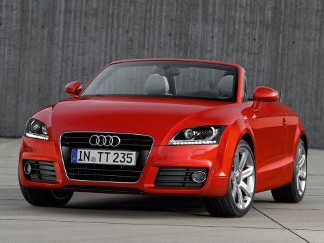 Audi TT (8J) 05.2010 - 05.2014