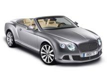 Bentley Continental GT 2012, открытый кузов, 2 поколение