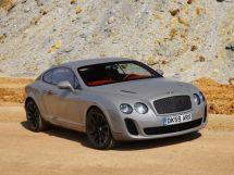 Bentley Continental GT 2003, купе, 1 поколение
