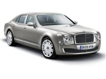 Bentley Mulsanne 2010, седан, 2 поколение