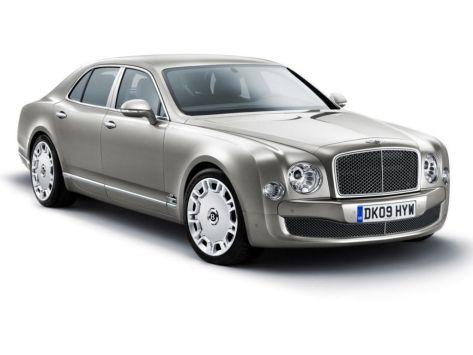 Bentley Mulsanne  08.2010 - 09.2016