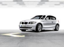 BMW 1-Series рестайлинг 2007, хэтчбек 3 дв., 1 поколение, E81
