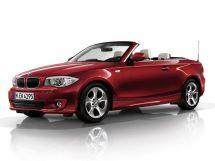 BMW 1-Series 2-й рестайлинг 2011, открытый кузов, 1 поколение, E88