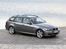 BMW 3-Series рестайлинг, 5 поколение, 09.2008 - 06.2012, Универсал