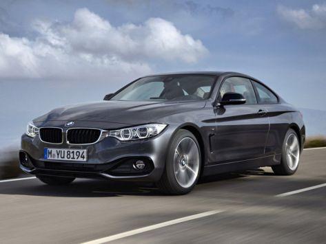 BMW 4-Series (F32) 10.2013 - 02.2017