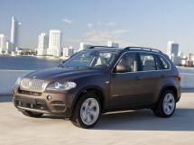 BMW X5 рестайлинг, 2 поколение, 05.2010 - 09.2013, Джип/SUV 5 дв.