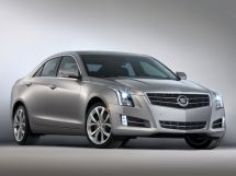 Cadillac ATS 2012, седан, 1 поколение