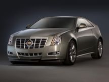 Cadillac CTS 2009, купе, 2 поколение