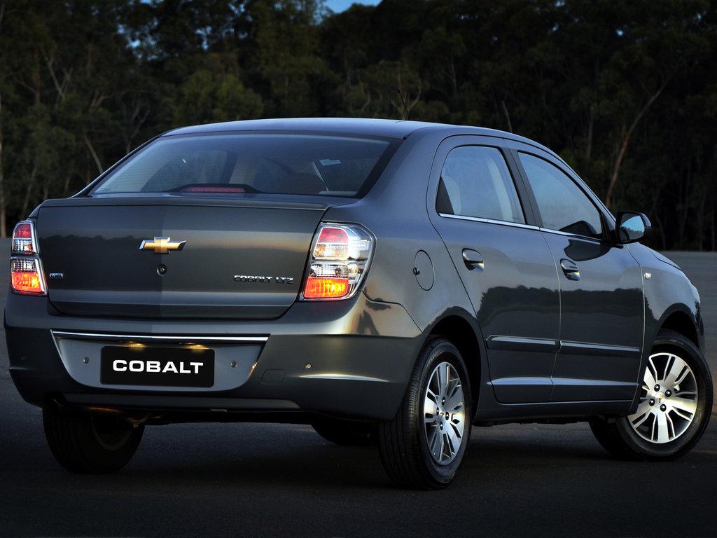 chevrolet cobalt в комплектации ls характеристики