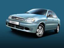Chevrolet Lanos 2005, седан, 1 поколение