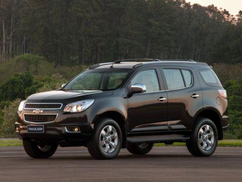 Chevrolet TrailBlazer (GM800) 03.2012 - 07.2015