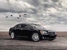 Chrysler 300C 2012, седан, 2 поколение, LD