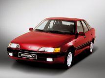 Daewoo Espero рестайлинг 1993, седан, 1 поколение