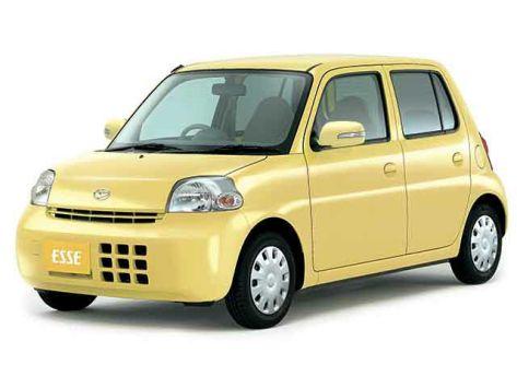 Daihatsu Esse  12.2005 - 09.2011