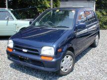 Daihatsu Mira Moderno 1993, хэтчбек 5 дв., 1 поколение