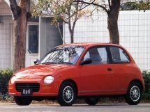 Daihatsu Opti 1992, хэтчбек, 1 поколение