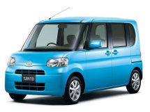 Daihatsu Tanto 2007, хэтчбек, 2 поколение