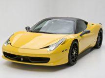Ferrari 458 Italia 2009, купе, 1 поколение