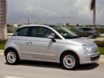 Fiat 500 2007, хэтчбек 3 дв., 2 поколение, 312/FF