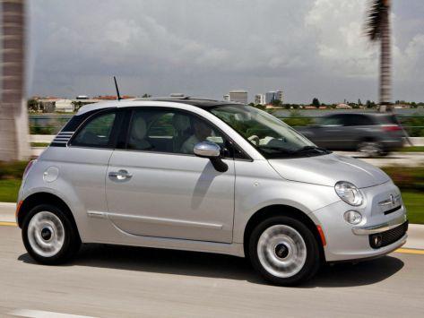 Fiat 500 (312/FF) 03.2007 - 12.2015