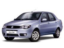 Fiat Albea рестайлинг 2005, седан, 1 поколение