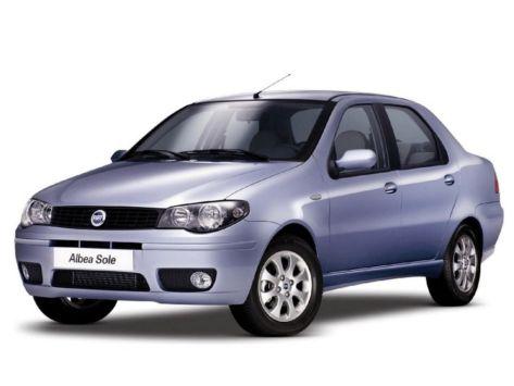 Fiat Albea  02.2005 - 03.2012