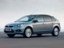 Ford Focus рестайлинг, 2 поколение, 09.2007 - 06.2011, Хэтчбек 5 дв.