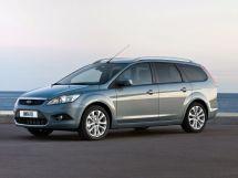 Ford Focus рестайлинг, 2 поколение, 09.2007 - 06.2011, Универсал