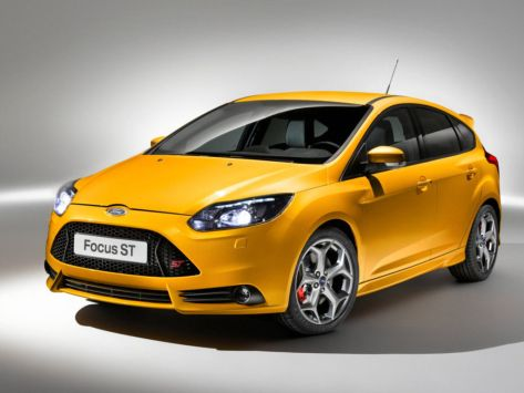 Ford Focus ST (III) 05.2012 - 12.2014
