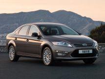 Ford Mondeo рестайлинг, 4 поколение, 09.2010 - 01.2015, Седан