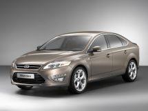 Ford Mondeo рестайлинг, 4 поколение, 09.2010 - 12.2013, Лифтбек