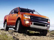 Ford Ranger 2011, пикап, 3 поколение
