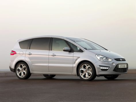 Ford S-MAX  06.2010 - 04.2015