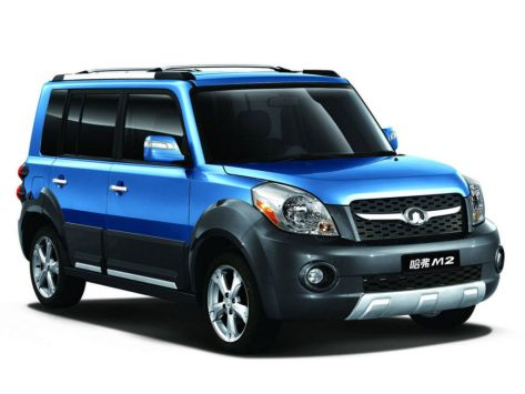 Great Wall Hover M2  02.2013 - 12.2014