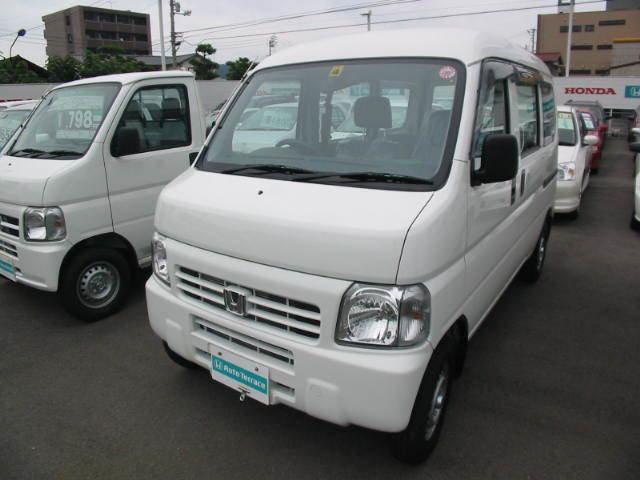 технические характеристики и отзывы honda acty van