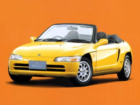 Honda Beat  05.1991 - 12.1996