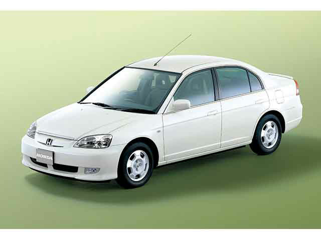 параметры honda civic ferio, 2001 год