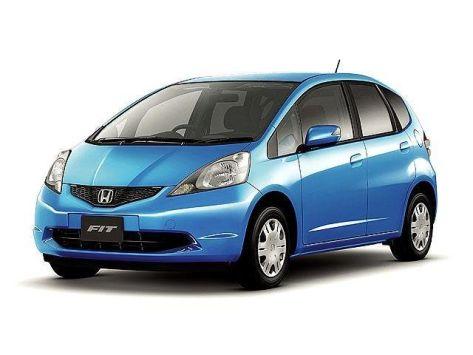 Honda Fit (GE) 10.2007 - 09.2010