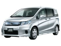 Honda Freed Spike рестайлинг, 1 поколение, 10.2011 - 03.2014, Минивэн