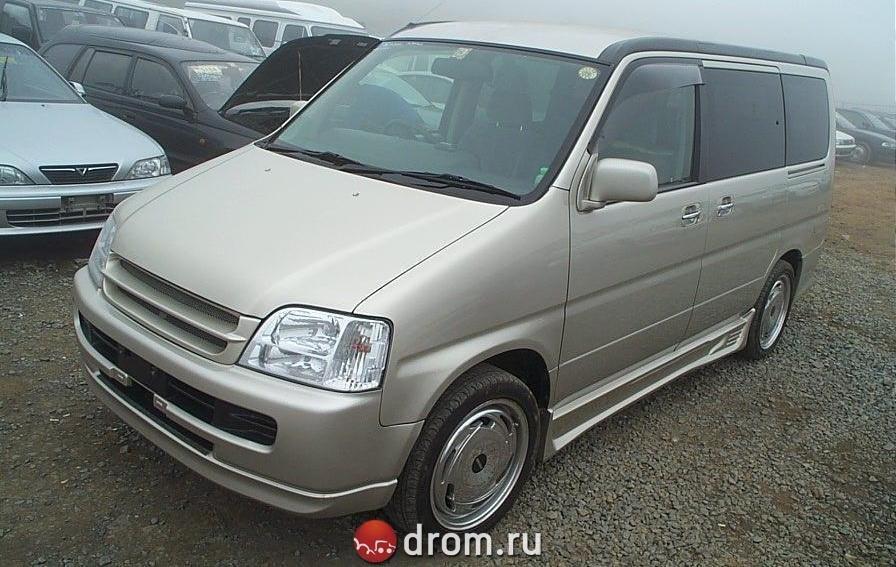 Honda Stepwgn 1996, 1997, 1998, 1999, минивэн, 1 поколение ...