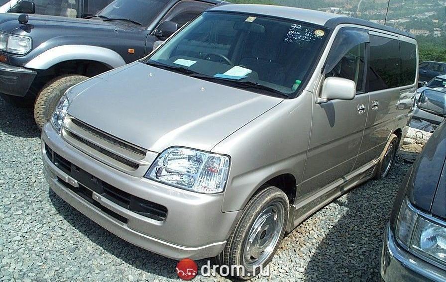 Honda Stepwgn 1996, 1997, 1998, 1999, минивэн (3 ряда ...