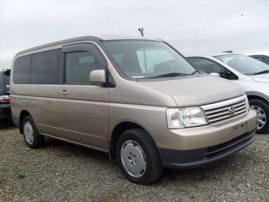 Honda Stepwgn 2001, 2002, 2003, минивэн, 2 поколение технические характеристики и комплектации