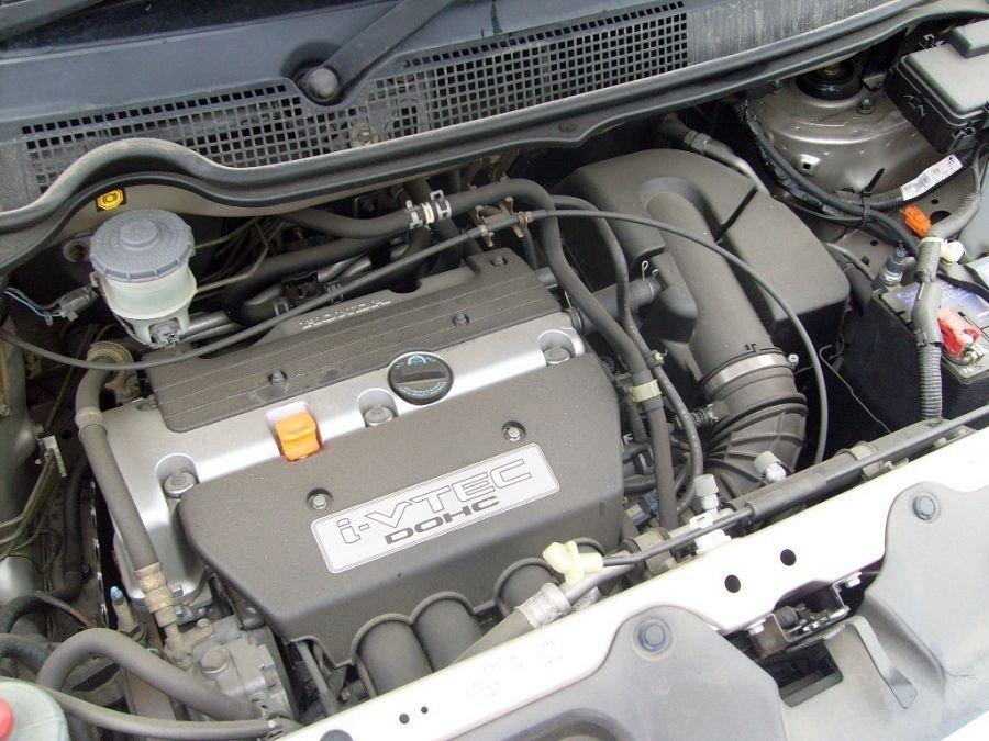 Honda Stepwgn 2001, 2002, 2003, минивэн, 2 поколение ...