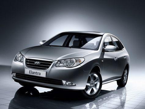 Hyundai Elantra (HD) 04.2006 - 09.2011